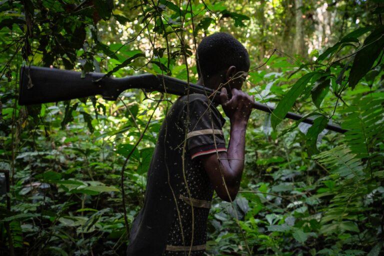 Enfant soldat RDC